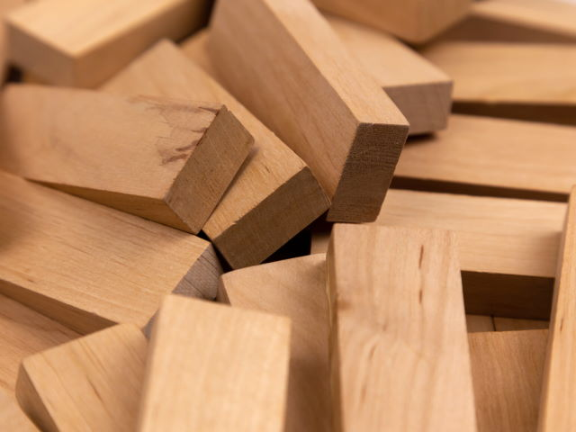 Hardwood Blocks 12